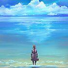 Seashores of Eternity by derlaine