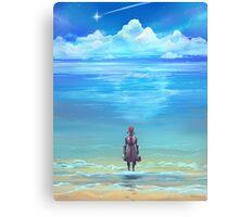 Seashores of Eternity Canvas Print