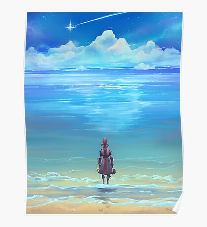Seashores of Eternity Poster