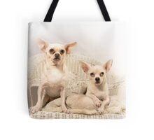 Chihuahua Gothic Tote Bag