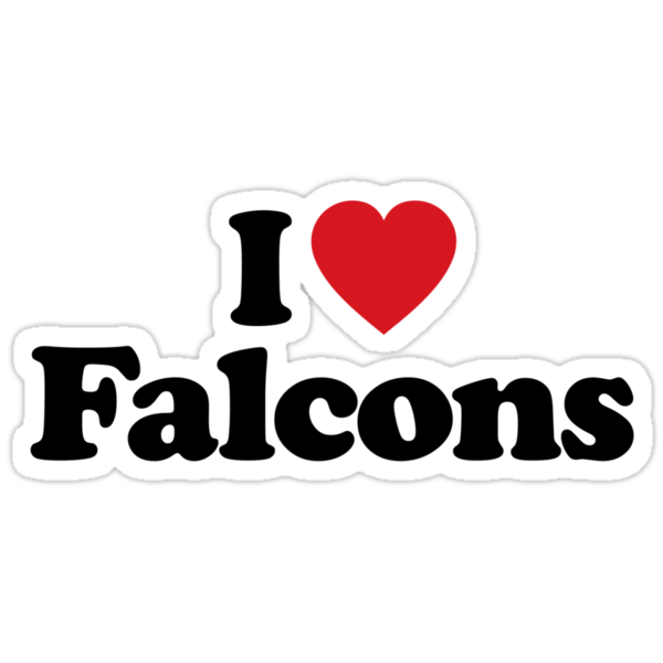 I Love Falcons by iheart