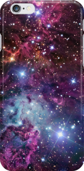 Galactic iPhone Case by Krystle