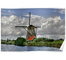 Going Dutch (Enlarge) Poster
