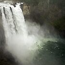 Snoqualmie Falls by Widcat