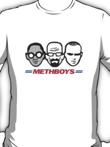 MethBoys- Breaking Bad Shirt T-Shirt
