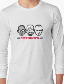 MethBoys- Breaking Bad Shirt Long Sleeve T-Shirt