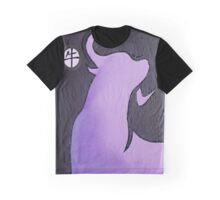 Lilac Year of the Ox Graphic T-Shirt