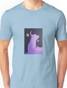 Lilac Year of the Ox Unisex T-Shirt