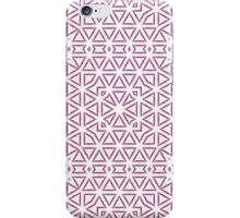 Art design retro seamless abstract 4 iPhone Case/Skin