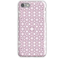 Art design retro seamless abstract 4 iPhone Case/Skin