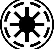 Flag of the Galactic Republic by slr81