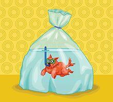 Dog Fish by LittleTopper