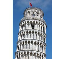 Leaning Tower in Pisa Photographic Print