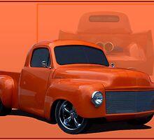 1959 Studebaker Pickup Truck by TeeMack