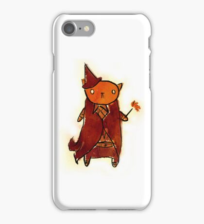 You're a wizard, Kitty. iPhone Case/Skin