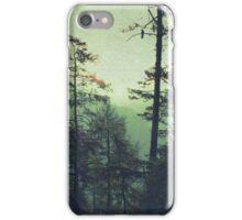 the wind was the only sound iPhone Case/Skin