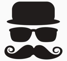 mustache of a gentleman by nadil