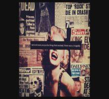 """Marilyn Monroe """"behind the scene"""" by Rebel88"""
