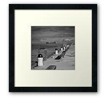 Solitude - I Framed Print
