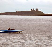 120 - DUNSTANBURGH CASTLE - 01 (Dave Edwards 2012) by BLYTHPHOTO