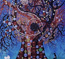 Tree of Life NEXT ... by LESLEY BUtler