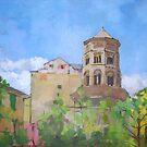 Chiesa di san Donato a Genova by illapati