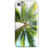 Palm Tree Dreams iPhone Case/Skin