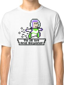To 16Bit and Beyond Classic T-Shirt