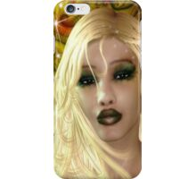 Fantasy Hot Lips iPhone Case/Skin