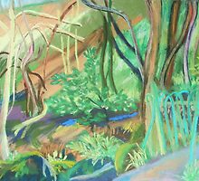 Sutton Clough by Susan Duffey