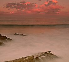 Sunset in the Pink by bazcelt