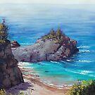 Big Sur Coastline by Graham Gercken
