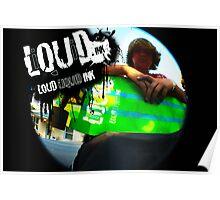 Liquid Skateboards Poster