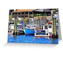 Gloucester Bay Greeting Card