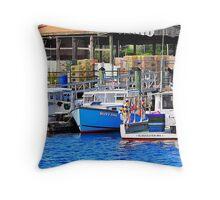 Gloucester Bay Throw Pillow