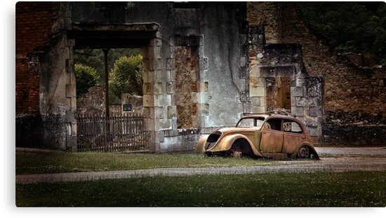 Oradour-sur-Glane by Patricia Jacobs DPAGB LRPS BPE4