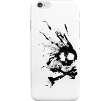 Mud Splatter iPhone Case/Skin