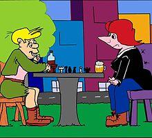 """""""Checkmate"""" by Noel Elliot"""