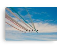 Red Arrows # 1 Canvas Print