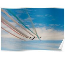 Red Arrows # 1 Poster