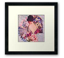 Shalini Framed Print