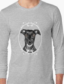 Boris the Greyhound Long Sleeve T-Shirt