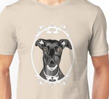 Boris the Greyhound Unisex T-Shirt