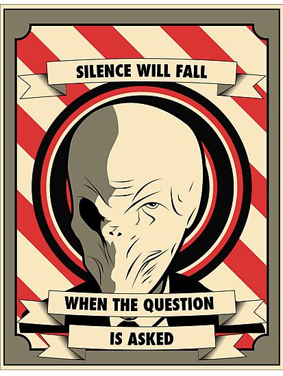 Silence Will Fall by WyattMason