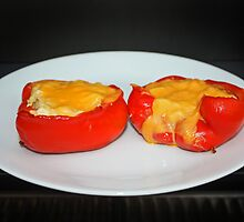 Stuffed Peppers by Ticker