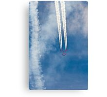 Red Arrows # 4 Canvas Print