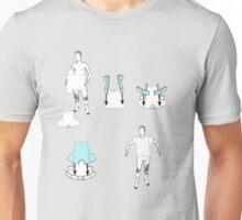 flat pack t-shirt  Unisex T-Shirt