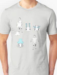 flat pack t-shirt  T-Shirt