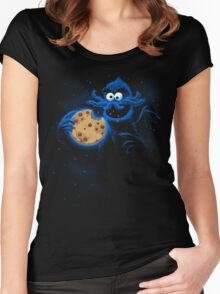 Cookiethulhu Women's Fitted Scoop T-Shirt
