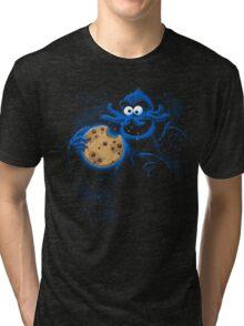 Cookiethulhu Tri-blend T-Shirt